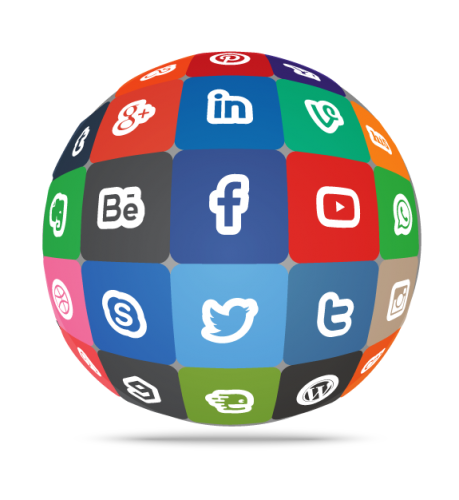 social-network-ball